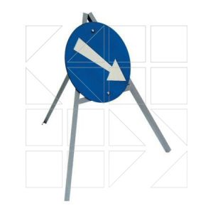 Metal barriers - Special constructions Signs