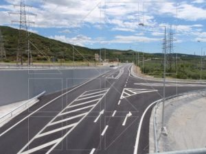 Road Pavement and Road Marking/Striping: